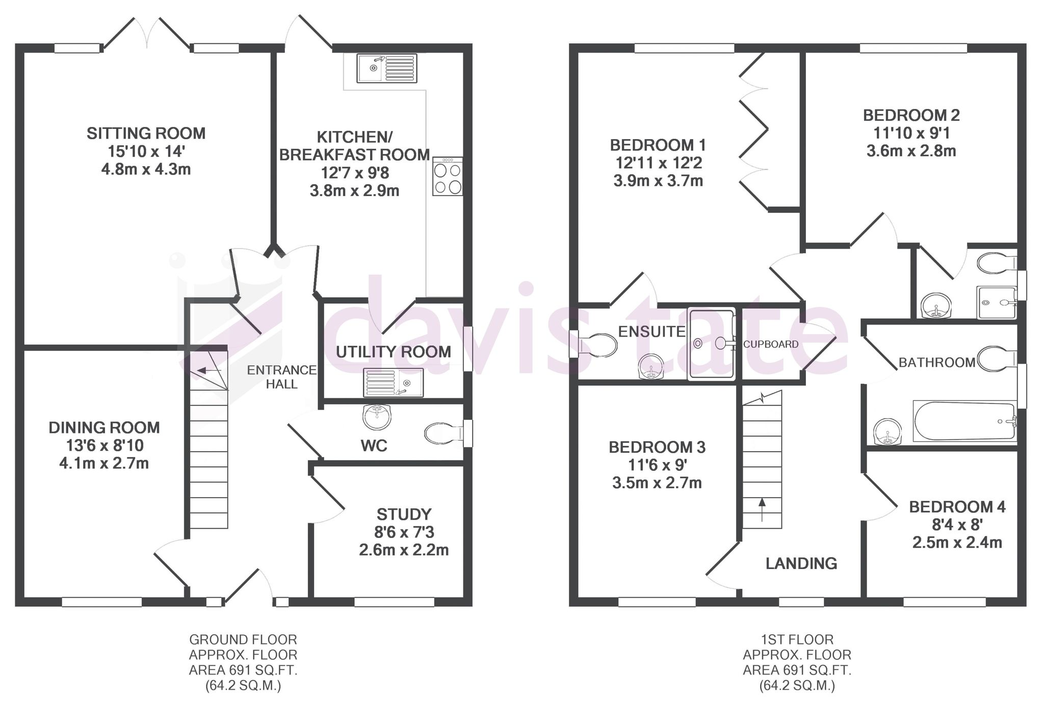 4SkylarkWayShinfield floorplan2