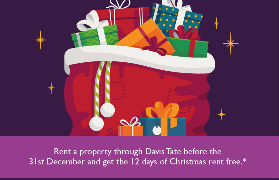 Renters - get 12 days of Christmas FREE!