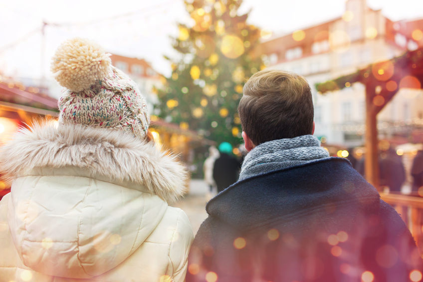 Christmas lights switch-on in St Albans & Harpenden