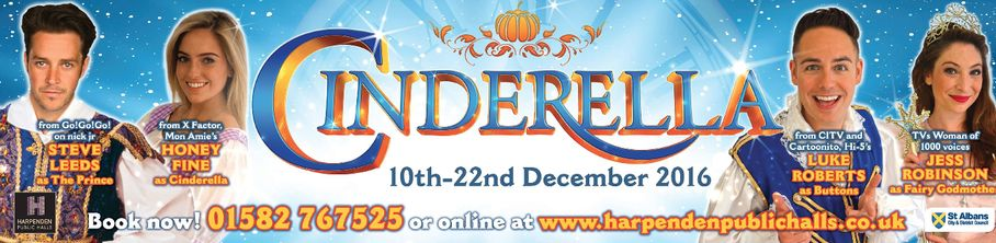 Harpenden Panto promises to raise a smile