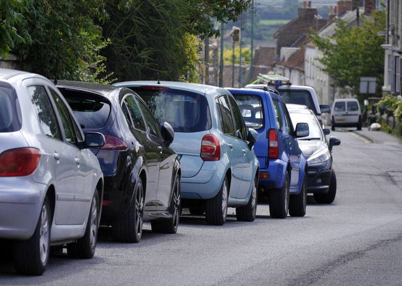 Controlled parking in St Albans?