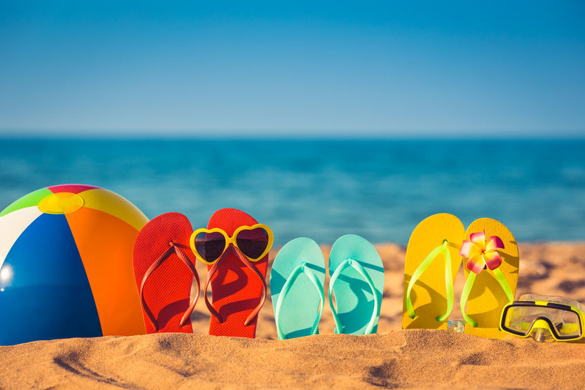 It's almost summer holiday time…