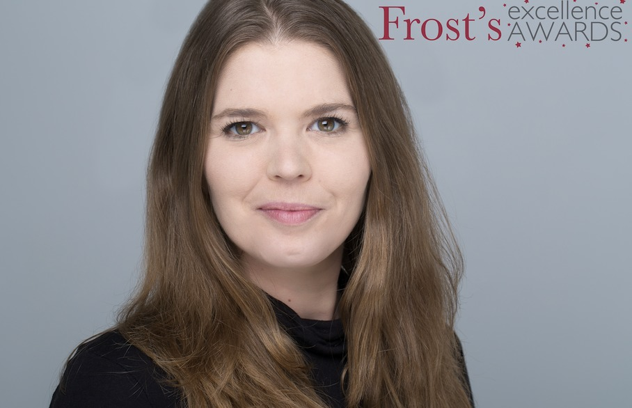 Winner of the Frost's Excellence Award