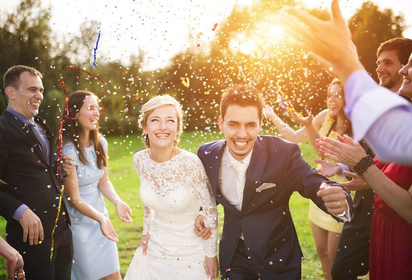 Wedding plans in St Albans