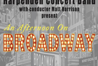 An Afternoon on Broadway with Harpenden Concert Band