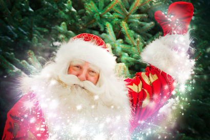 Plenty of places to see Santa around St Albans and Harpenden