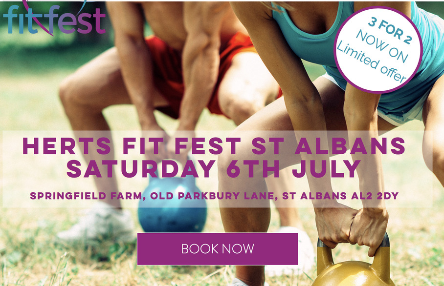 Fit Fest in St Albans