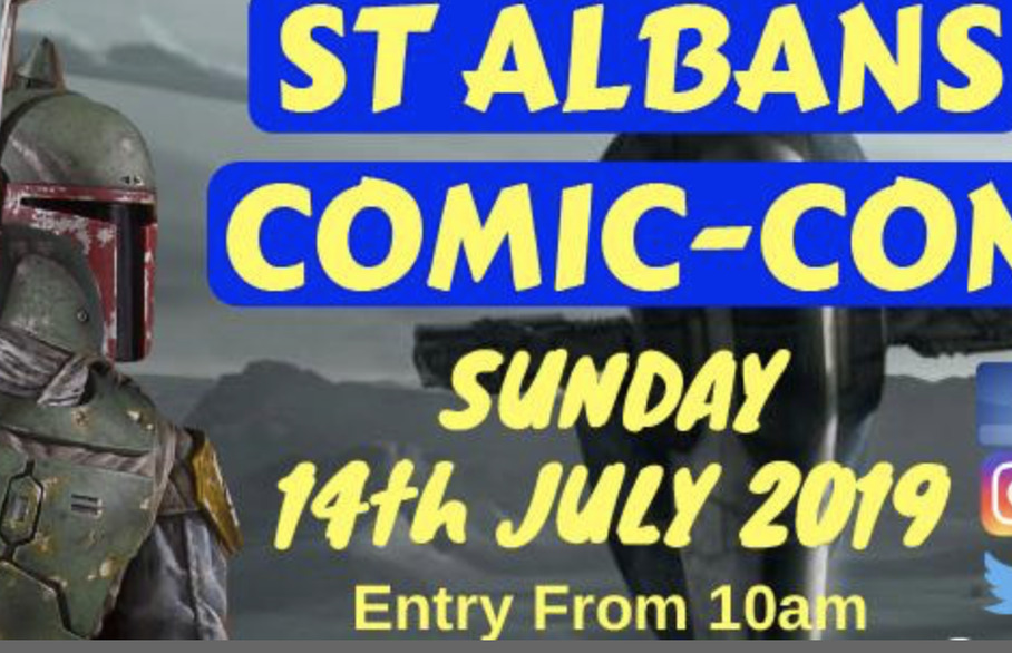 St Albans Comic-Convention