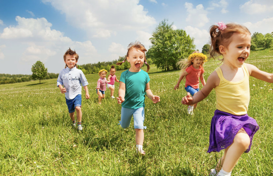 Parks in Harpenden & St Albans - children can join in for free