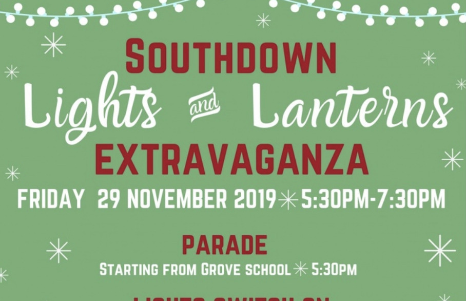 Southdown Lights & Lanterns extravaganza