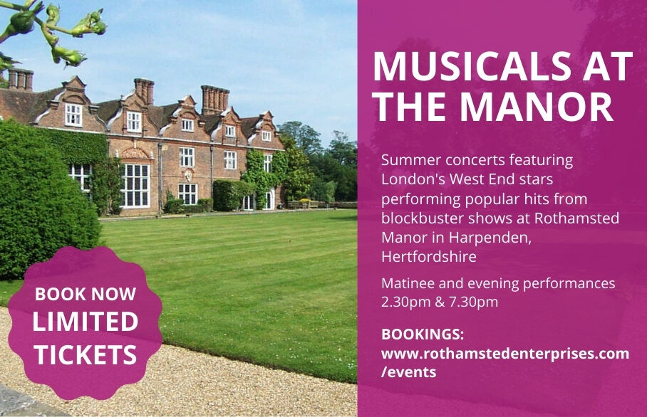 Musicals at the Manor