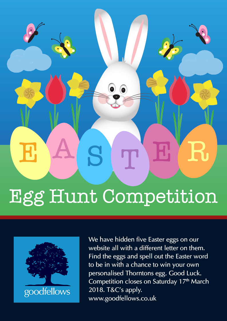 Easter Hunt A4P GF bym