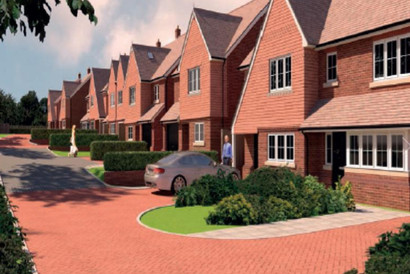 New homes for sale under £600,00 in Surrey…