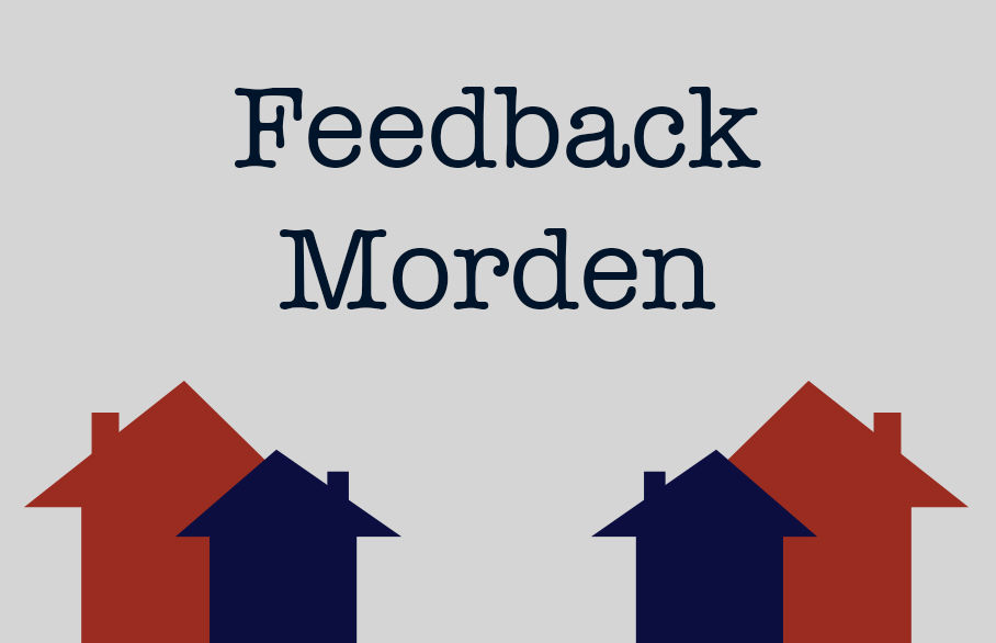 Some great feedback for Morden