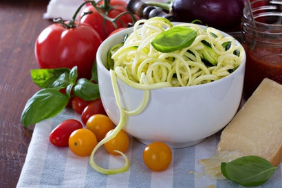 Spiralize your veggies…