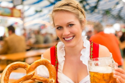 The Oktoberfest comes to London…