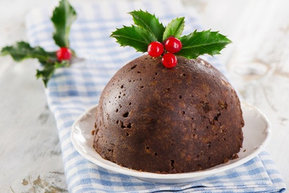 Easy Christmas pudding…
