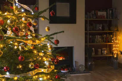 Fairy lights could affect your home's Wi-Fi speed this Christmas…