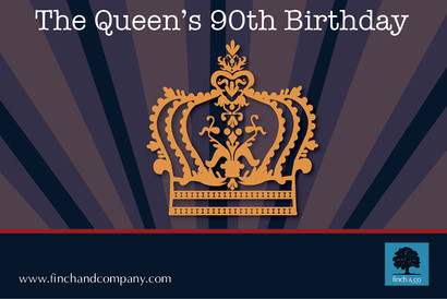 Happy 90th Birthday Your Majesty