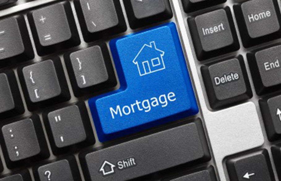 Increase in mortgage borrowing