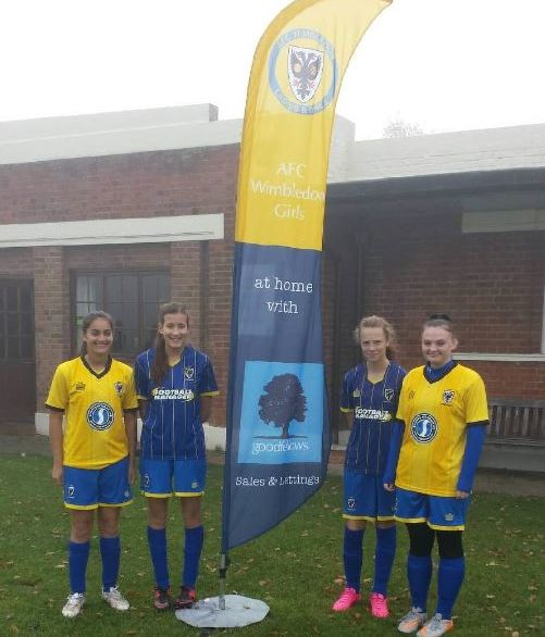 AFC Wimbledon Girls Season Summary