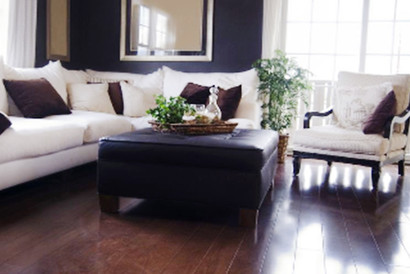 Wooden floors for every room…