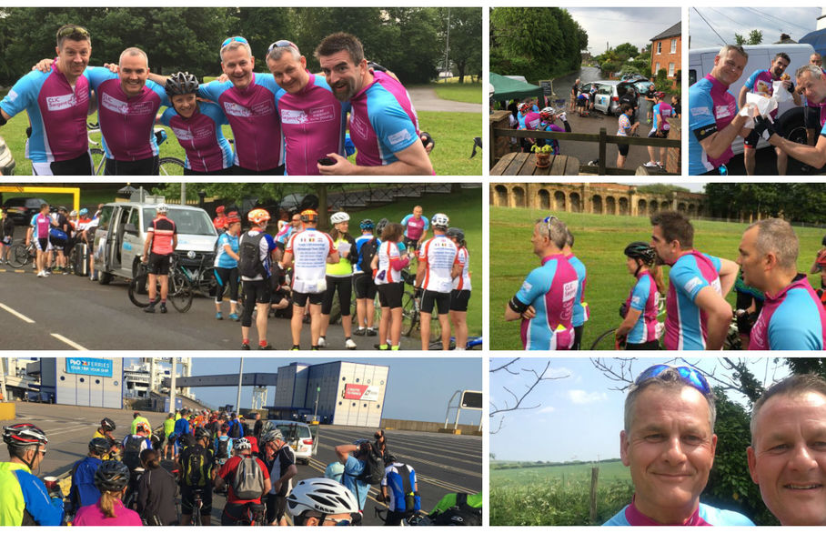 Three Cities Cycle Challenge – latest update
