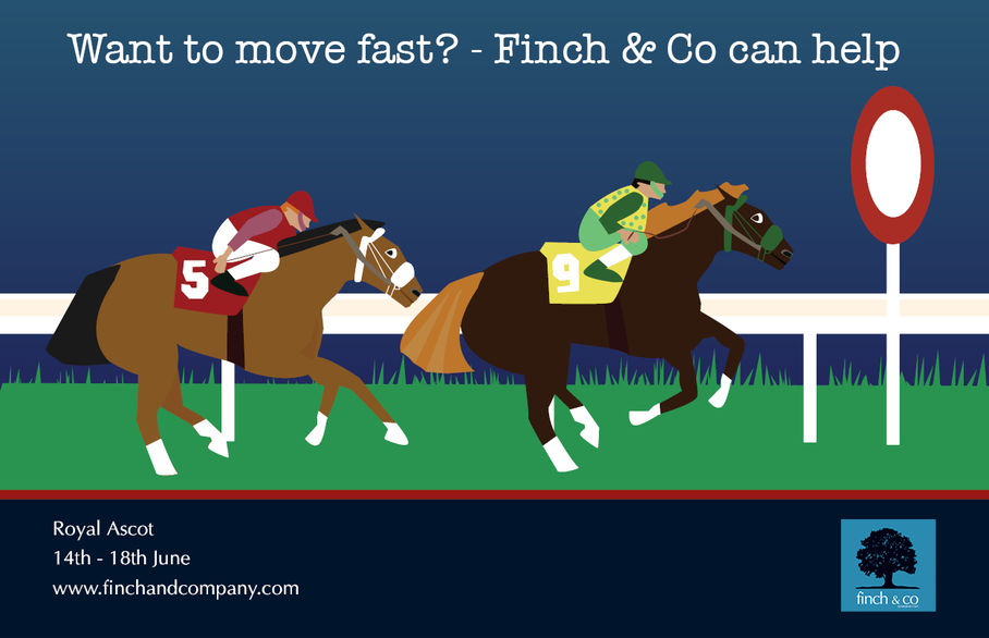 Hold onto your hats! - Royal Ascot