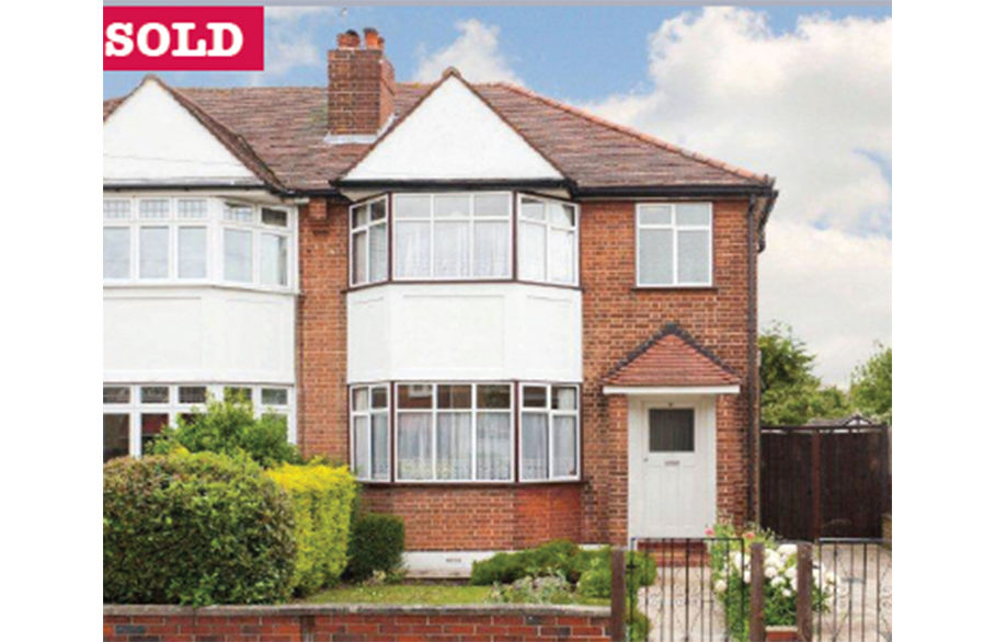 Goodfellows Morden sell a once in a life time property...