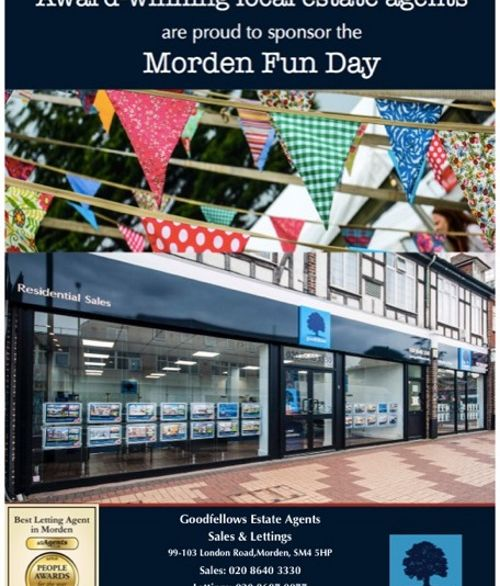 Morden Family Fun Day 2016