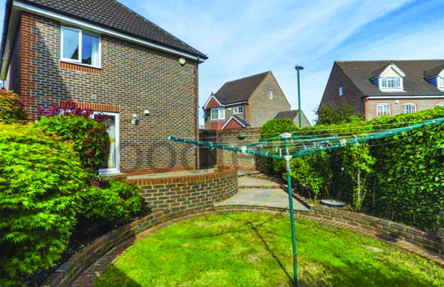 Landlords...the importance of a tidy garden this summer