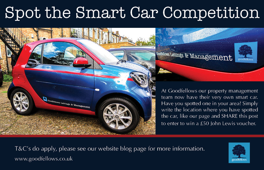 Spot the Smart Car Competition