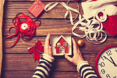 Thinking of selling next year? Get your property boxed up before Christmas