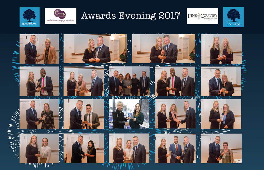 Award Evening 2017 Celebrations