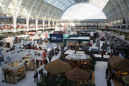Love everything home: This year's Ideal Home Exhibition