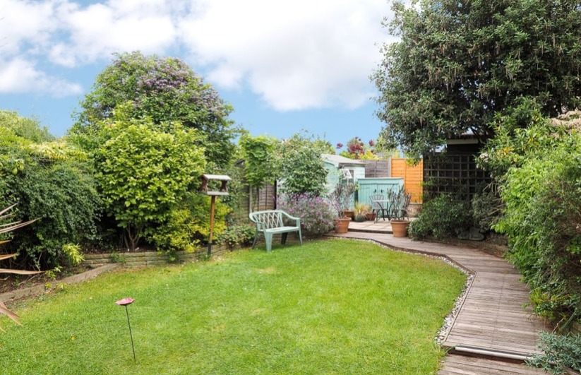 Sensibly priced London home in Sutton