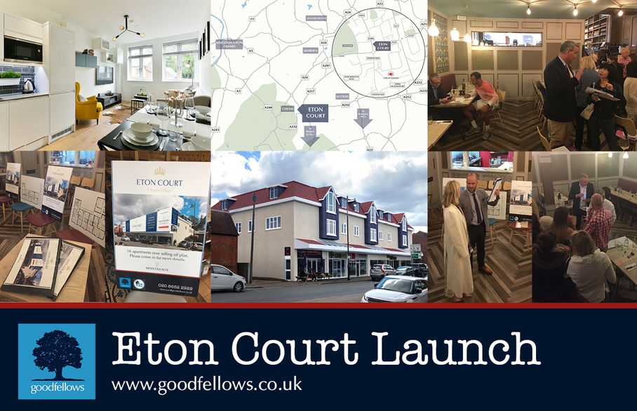 Eton Court Launch