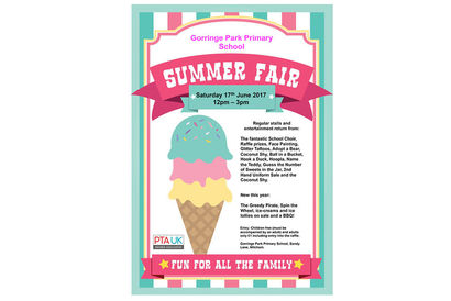 Gorringe Park Primary School Summer Fair