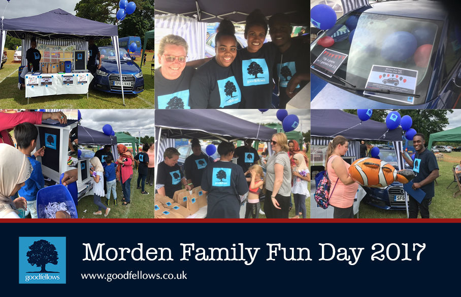 Morden Family Funday 2017