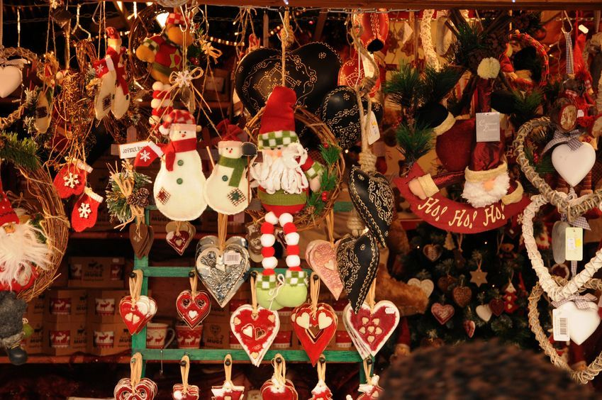 Christmas markets in London and Surrey…