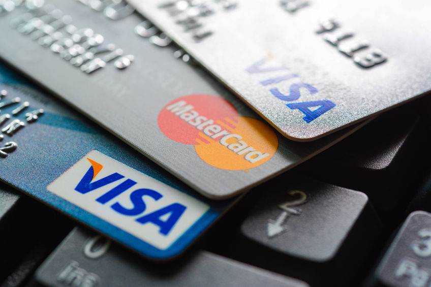 Card surcharges over