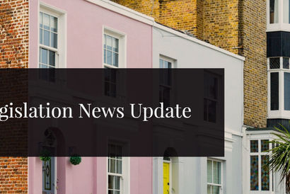 Legislation News Update