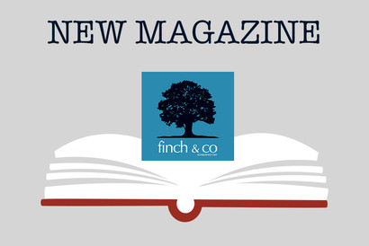 Read our latest Finch & Co Home Magazine now!