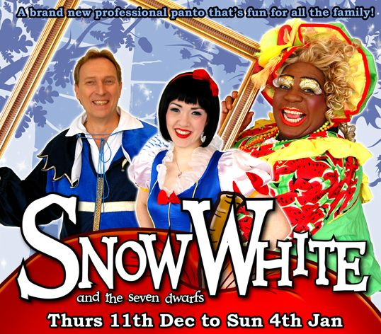 Our picks: Pantos in Surrey this festive season…