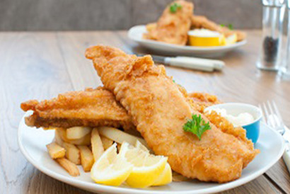 January Fish and Chip Supper