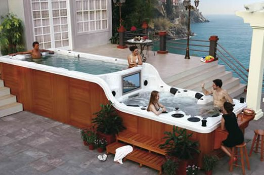Hot tubs – love or hate them? 1 in 10 households now own a hot tub in the UK…