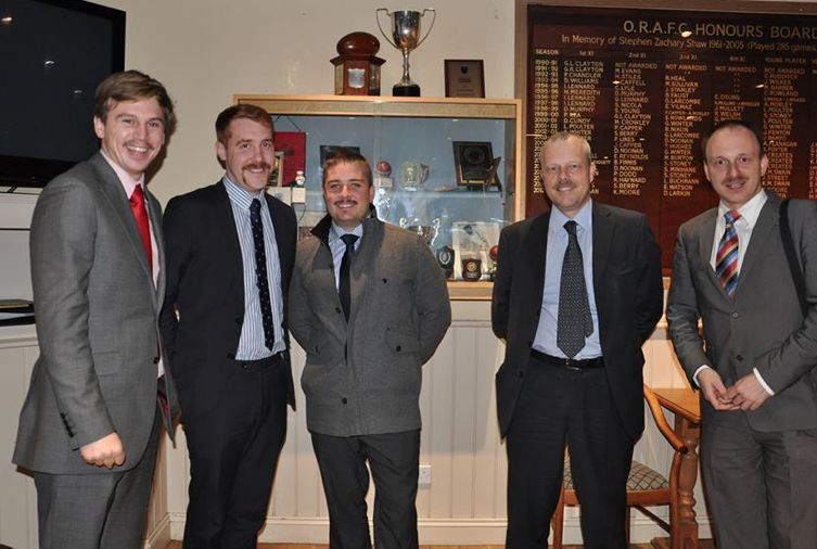 The last of the 'Mo Moments' for Movember
