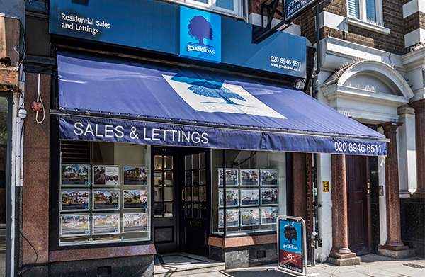 Estate Agents Raynes Park, London