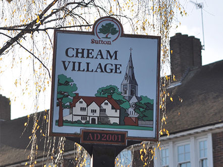 Cheam Village