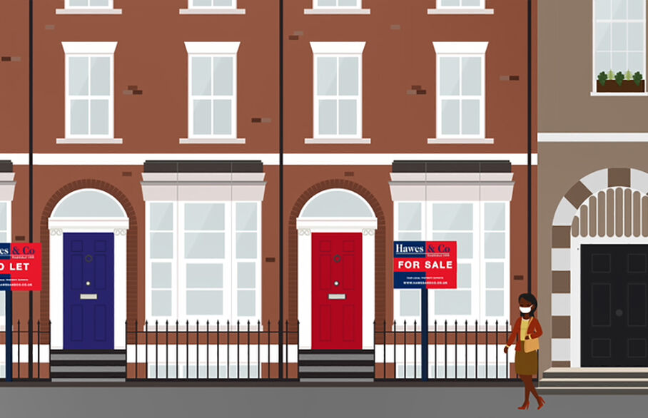 What to expect at a safe property valuation after lockdown